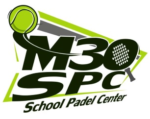 SCHOOL PADEL CENTER AVDA. DE BURGOS
